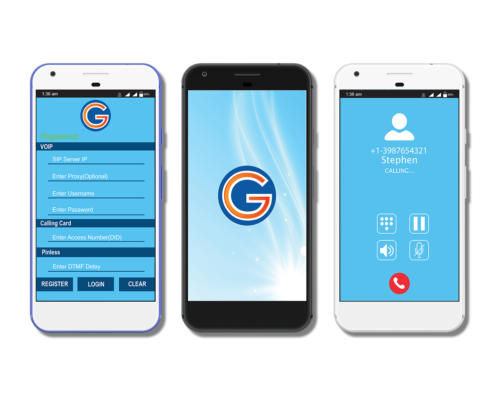Android Twin Dialer Complete Voip Solution